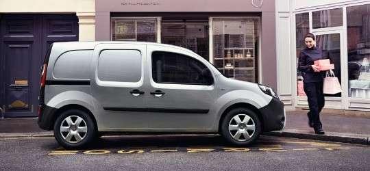 Renault Kangoo Express - Renault Kangoo 1.5 DCI 75CV F.AP. STOP & START 4P. EXPRESS ENERGY
