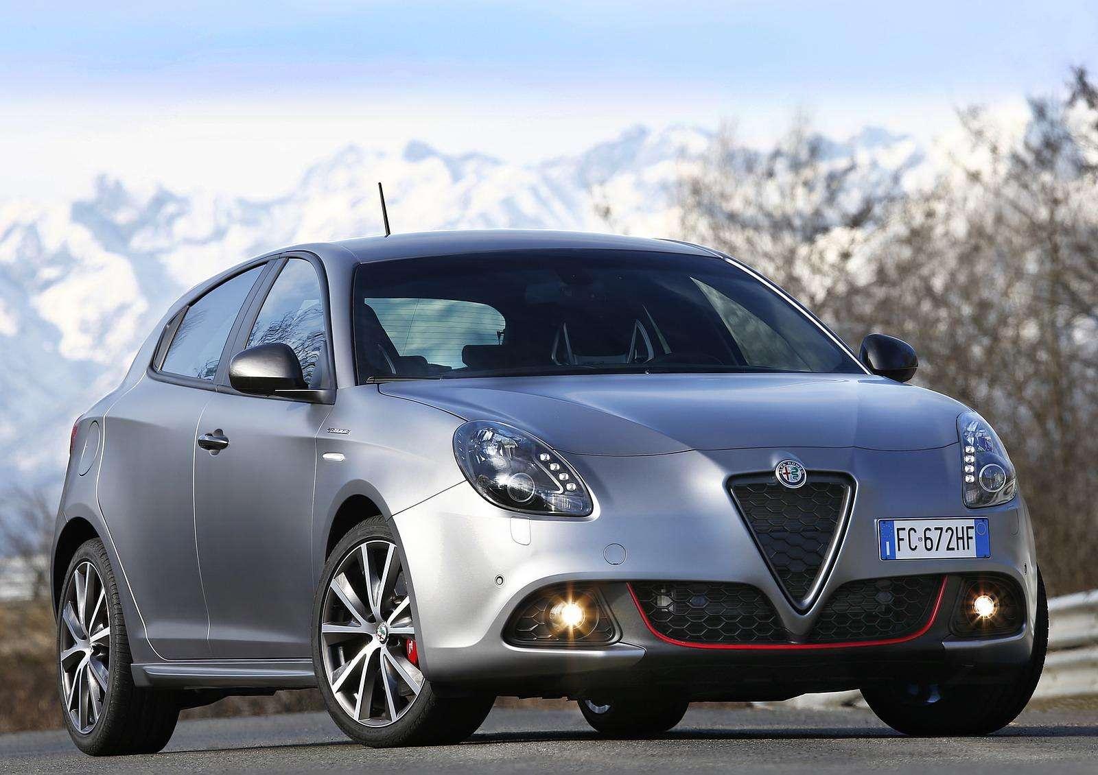 alfa romeo giulietta - Alfa Romeo Giulietta 1.6 120CV EU6