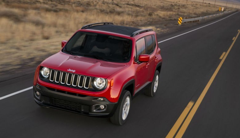 jeep renegade 5 - JEEP 1.6 MULTIJET 120CV LIMITED DDCT RENEGADE MY17