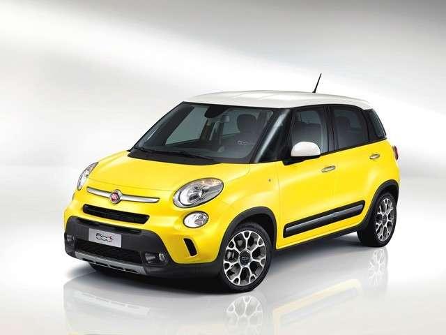 new 500l lato dx - Fiat New 500L 1.3 Multijet 95 cv POP STAR