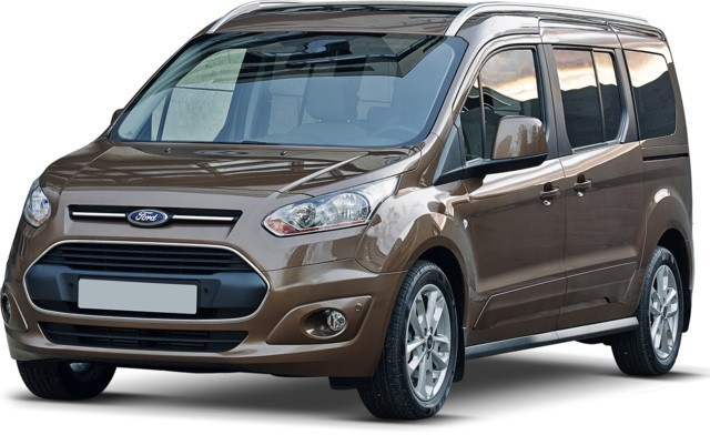 ford tourneoconnect - FORD TOURNEO CONNECT 1.5 TDCI 100 CV PLUS