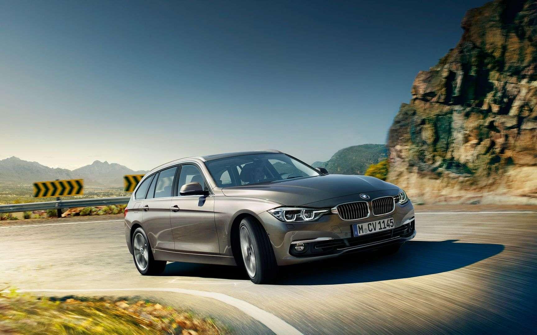 318 sw - BMW 318D TOURING BUSINESS ADVANTAGE AUTOM.