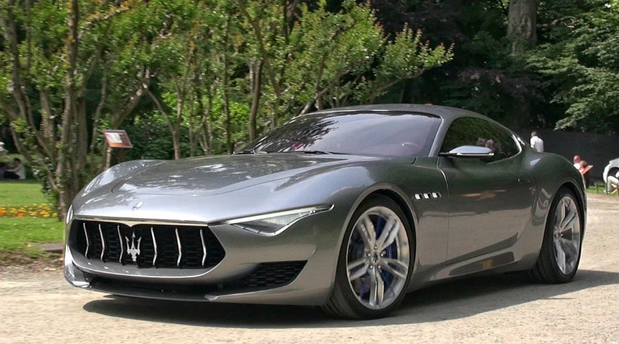 maserati in arrivo le prime auto elettriche dal 2019. Black Bedroom Furniture Sets. Home Design Ideas