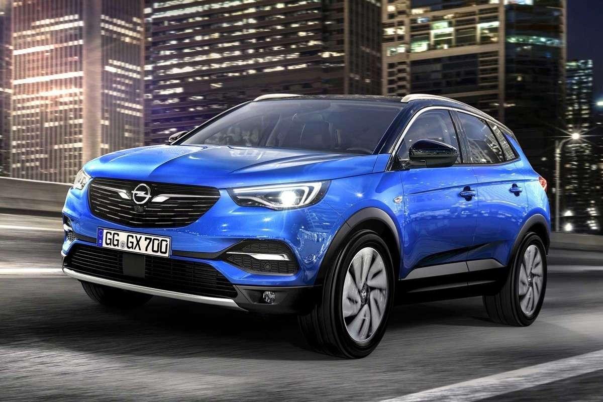 Opel Grandland X 2 - OPEL 1.6 DIESEL ECOTEC START&STOP BUSINESS GRANDLAND X