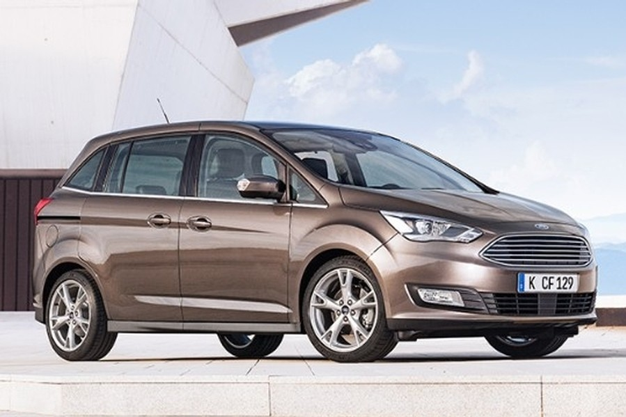 ford c max - FORD C-MAX 1.5 TDCI 105CV START&STOP ECONETIC BUSINESS