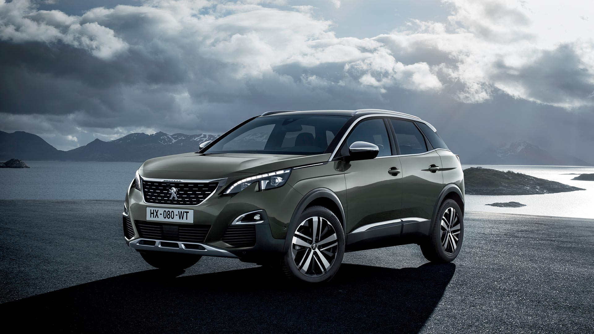 3008 - PEUGEOT 3008 BLUEHDI 120 EAT6 S&S BUSINESS