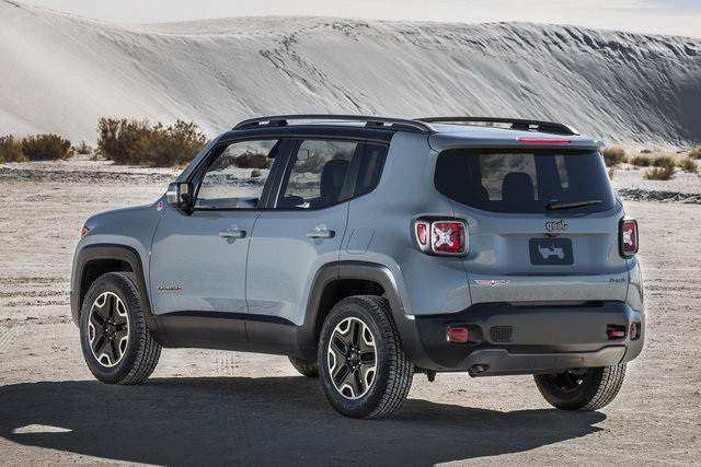 renegade my18 retro - JEEP 1.6 MULTIJET 120CV LIMITED DDCT RENEGADE MY17