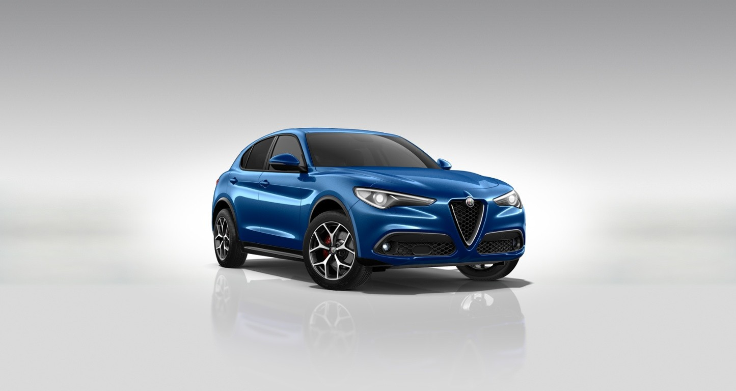 stelvio my19 fronte - Stelvio Alfa Romeo 2.2 T 210 CV Automatica AT8 Q4 SUPER
