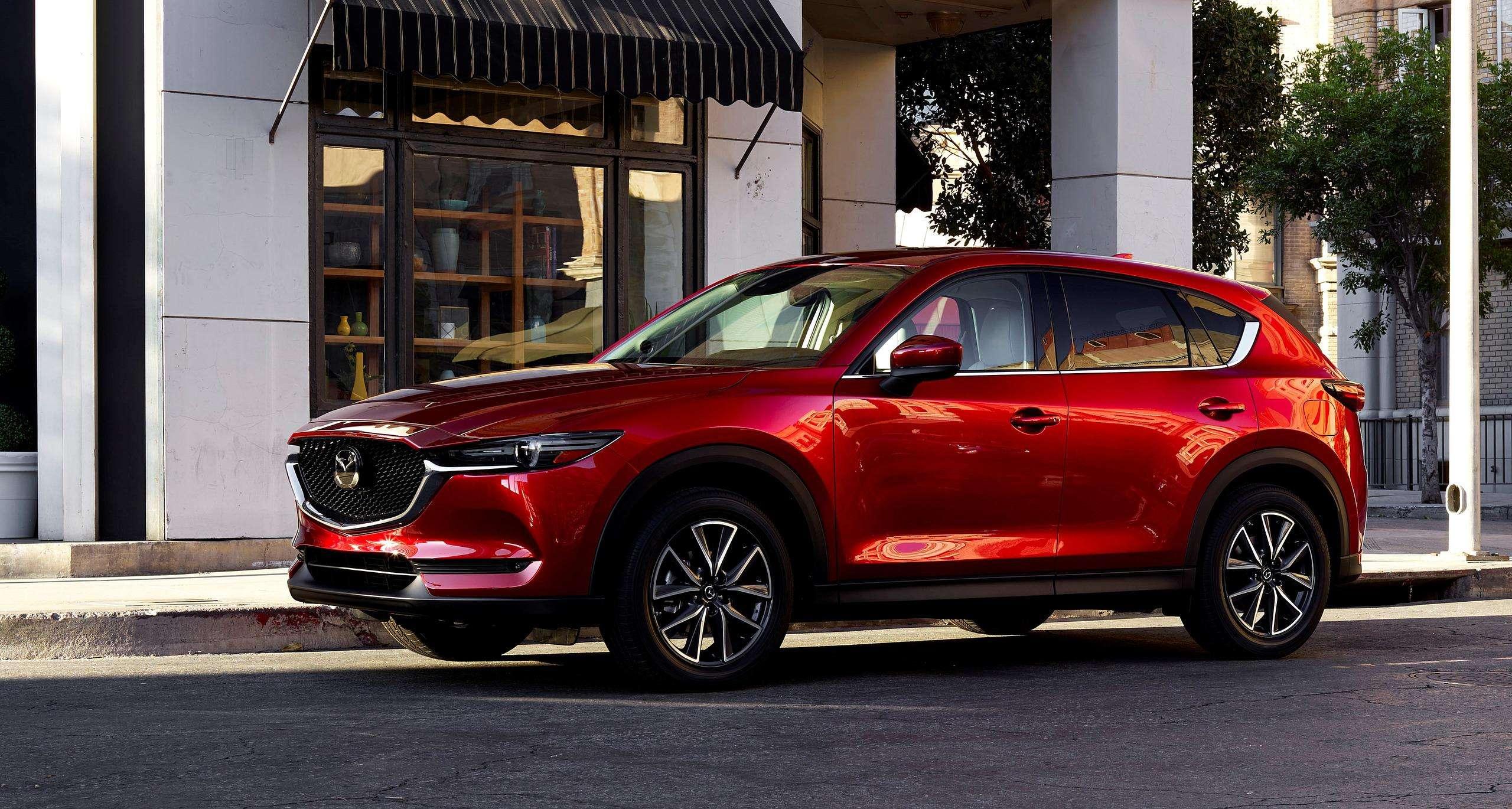 2017 mazda cx 5 6 2560x1440 - Mazda CX-5 2.2L SKYACTIV-D 150CV 2WD ESSENCE