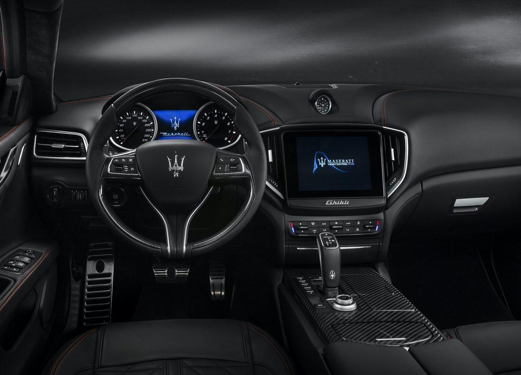 Maserati GHIBLI 3.0 V6 350cv auto