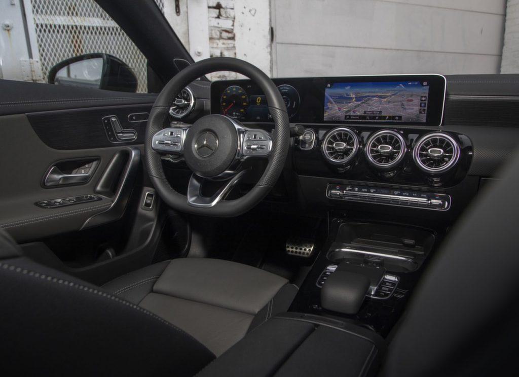 Mercedes Benz Cla 180 Business