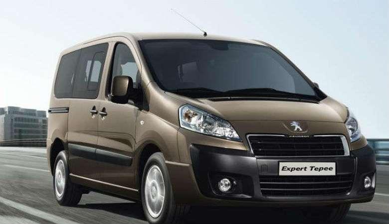 Peugeot Expert Tepee - PEUGEOT EXPERT BLUEHDI 115 S&S PL-TN COMBI STANDARD EXPERT 4ª SERIE