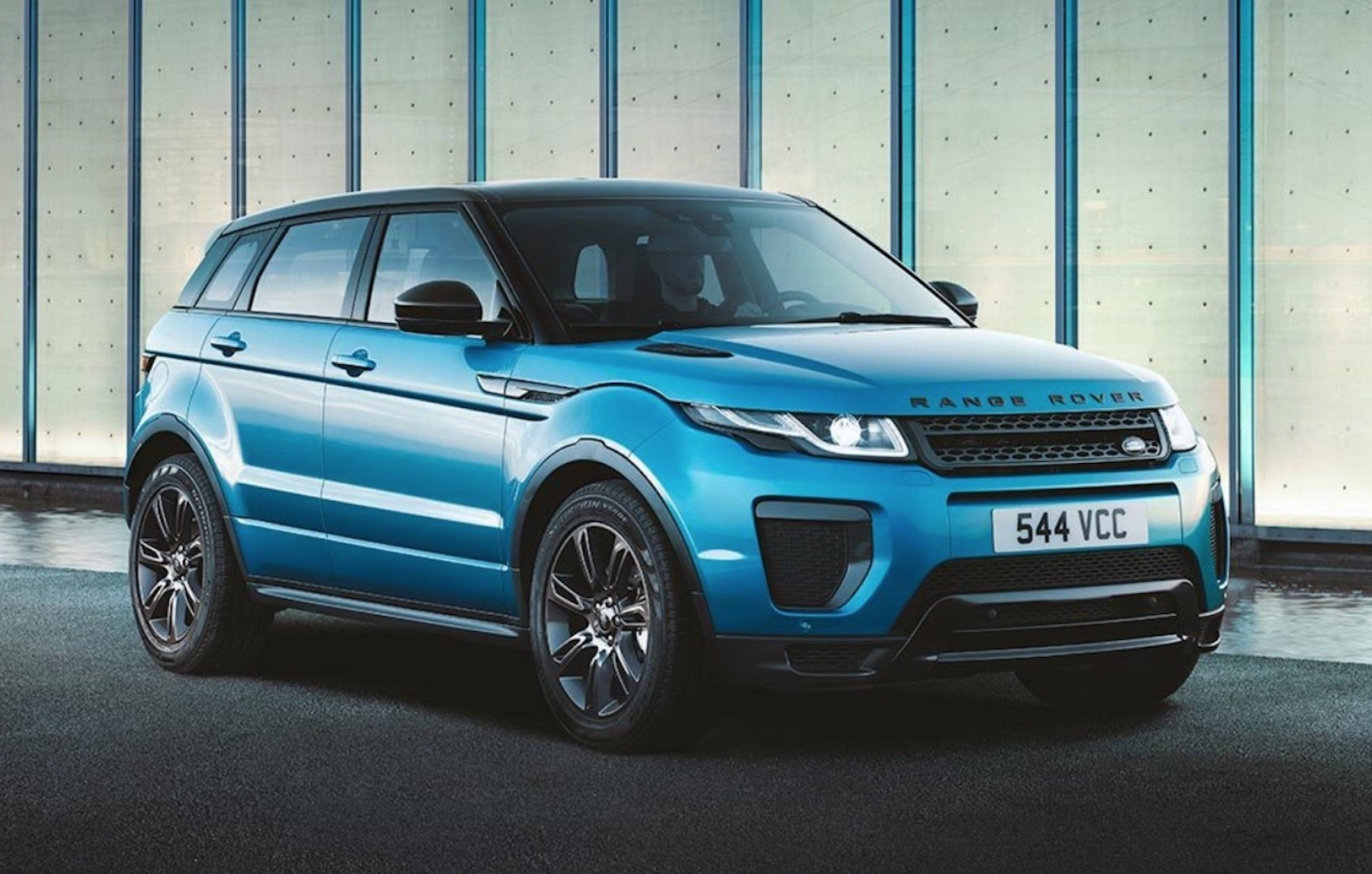 RANGE ROVER EVOQUE MY18 - Land Rover Evoque 2.0 TD4 150 cv. BUSINESS EDITION AUTOMATICA