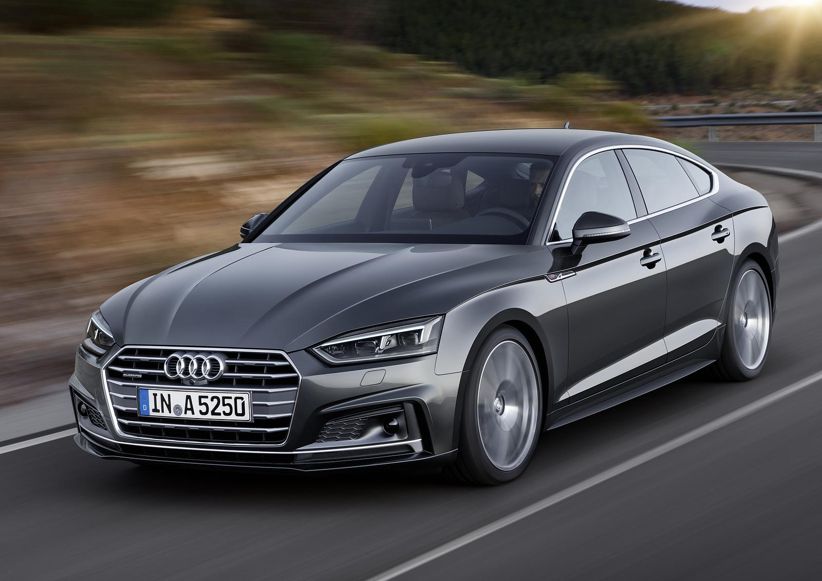 audi a5 - Audi A5 SPB 2.0 TDI 136 CV ULTRA BUSINESS