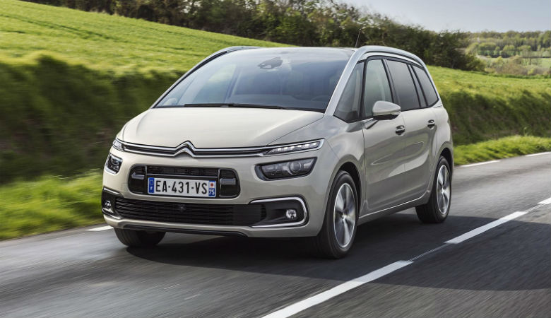citroen c4 picasso - Citroen Grand C4 Picasso BLUEHDI 100 S&S BUSINESS