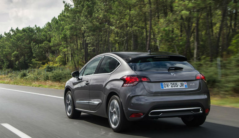 citroen ds4 - Citroen DS4 BLUEHDI 120 S&S BUSINESS