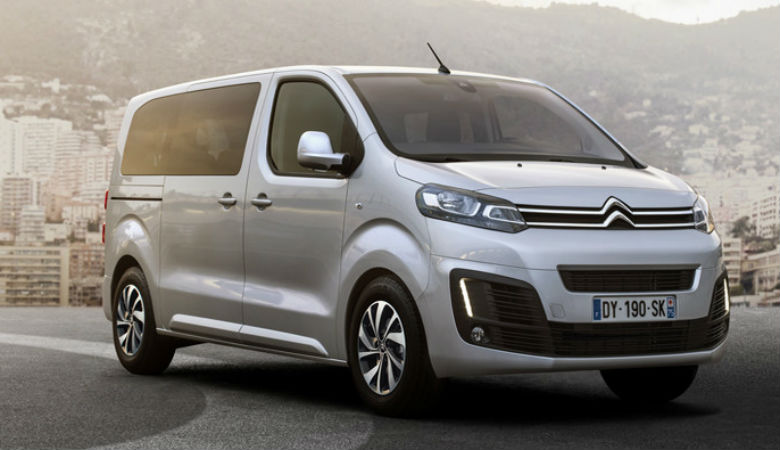 citroen spacetourer 1 - Citroen Spacetourer BLUEHDI 115 S&S XS BUSINESS