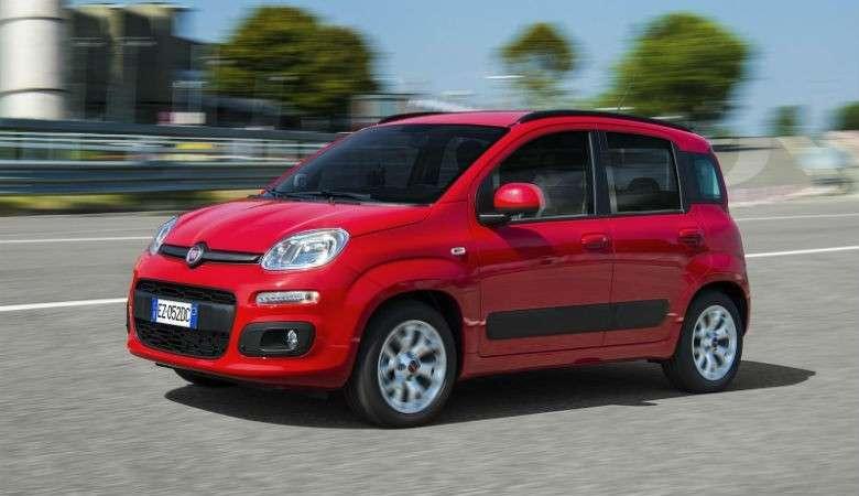 fiat panda easypower 1 - Fiat Panda 1.2 69CV EASYPOWER E6 EASY