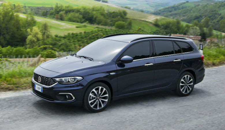 fiat tipo sw 1 - FIAT TIPO 1.3 Mjt 95cv 5M S&S Business SW