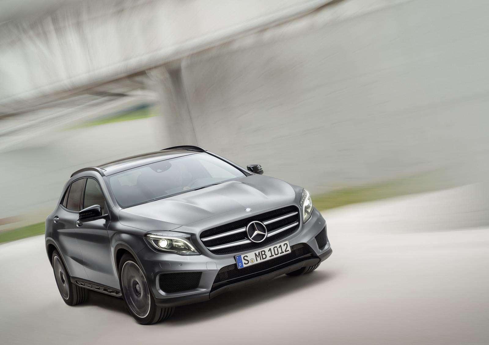mercedes benz gla - Mercedes Benz Gla 180 D EXECUTIVE