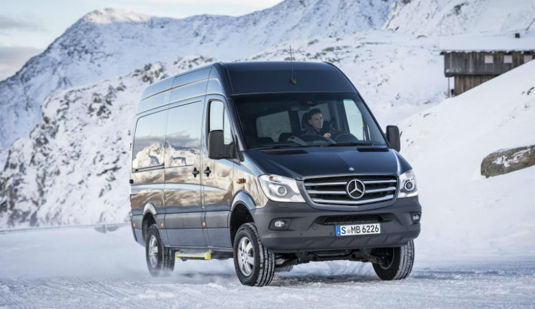 mercedes benz sprinter - Mercedes Benz Sprinter F37/35 319 CDI TN Furgone Executive