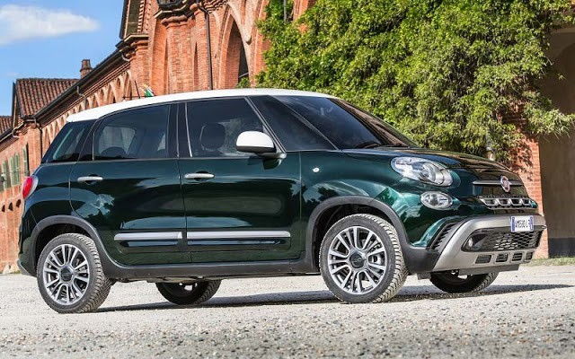 Fiat New 500L POP STAR CROSS 1.3 MULTIJET 95CV