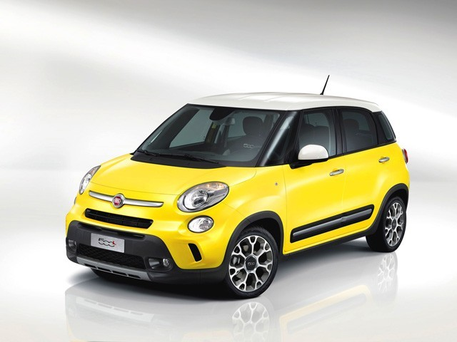 new 500l lato dx - Fiat New 500L 1.3 Multijet 95 cv POP STAR