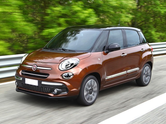 new 500l lato - Fiat New 500L 1.3 Multijet 95 cv POP STAR