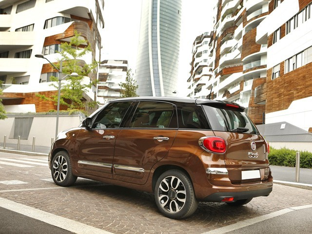 new 500l retro - Fiat New 500L 1.3 Multijet 95 cv POP STAR