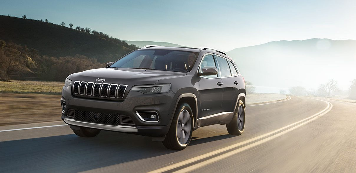 new cherokee 2 - JEEP CHEROKEE MY19 LONGITUDE 2.2 MULTIJET 195CV 9AT FWD