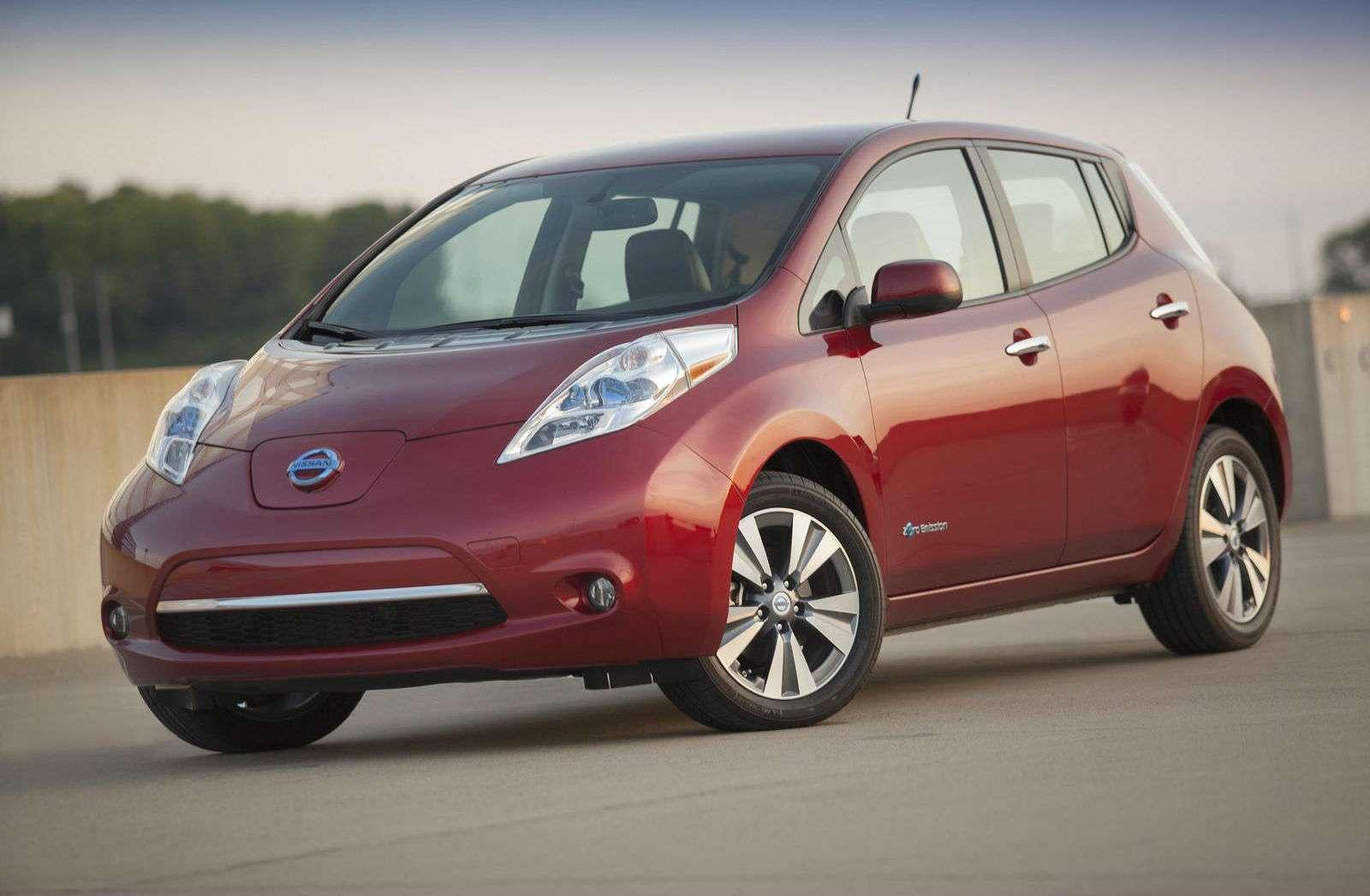 nissan leaf - Nissan Leaf Visia