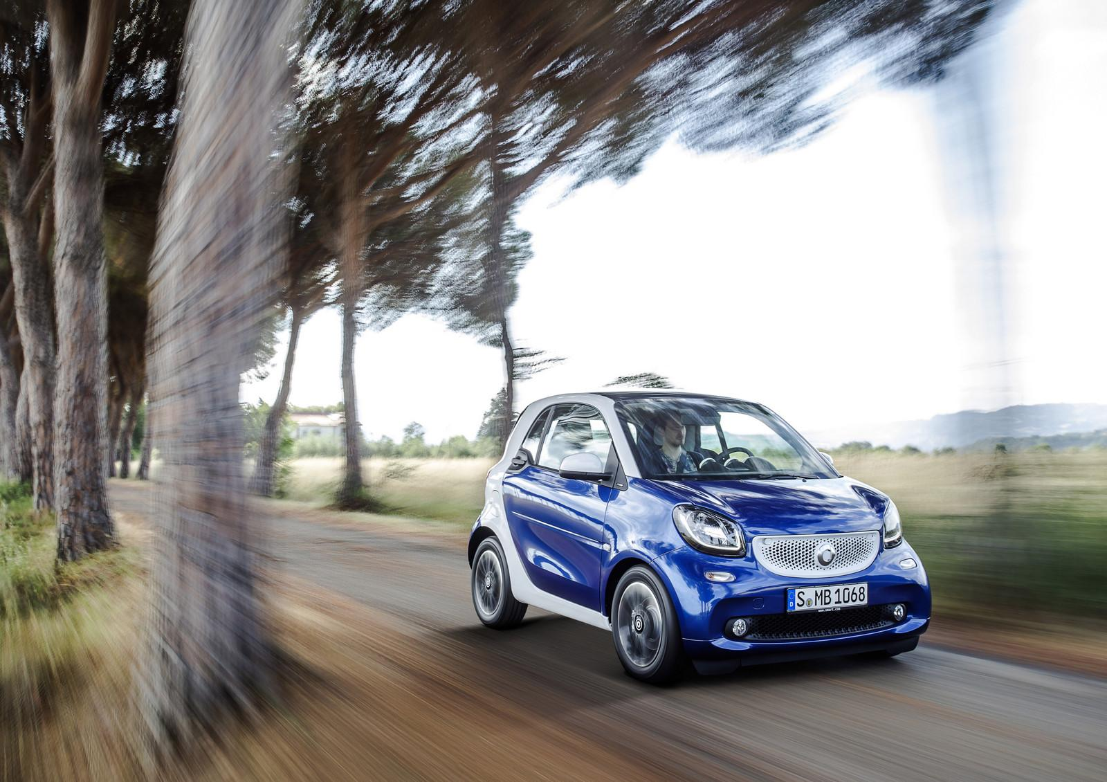 smart fortwo - SMART FORTWO 70 1.0 YOUNGSTER