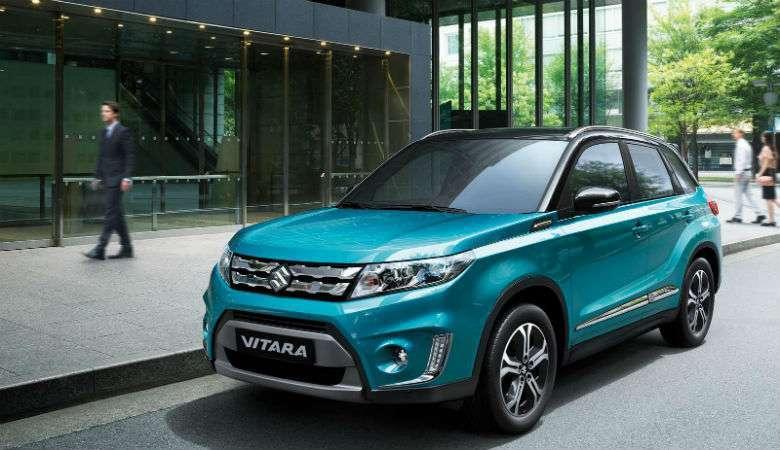 suzuki vitara - Suzuki Vitara 1.6 DDIS V-COOL