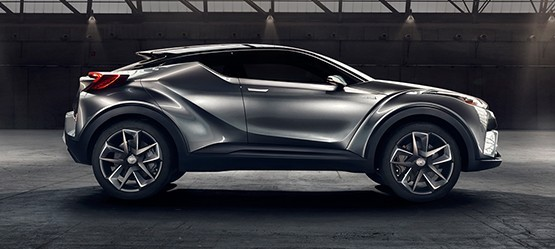 toyota - TOYOTA C-HR 1.8 HYBRID CVT BUSINESS