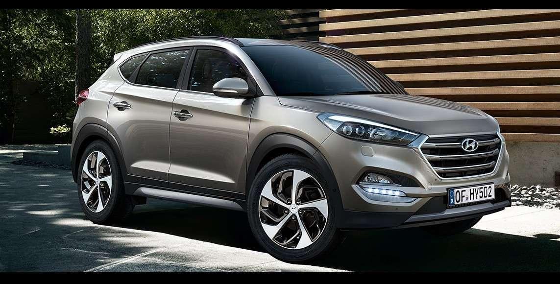tucson - Hyundai Tucson 1.7 CRDI