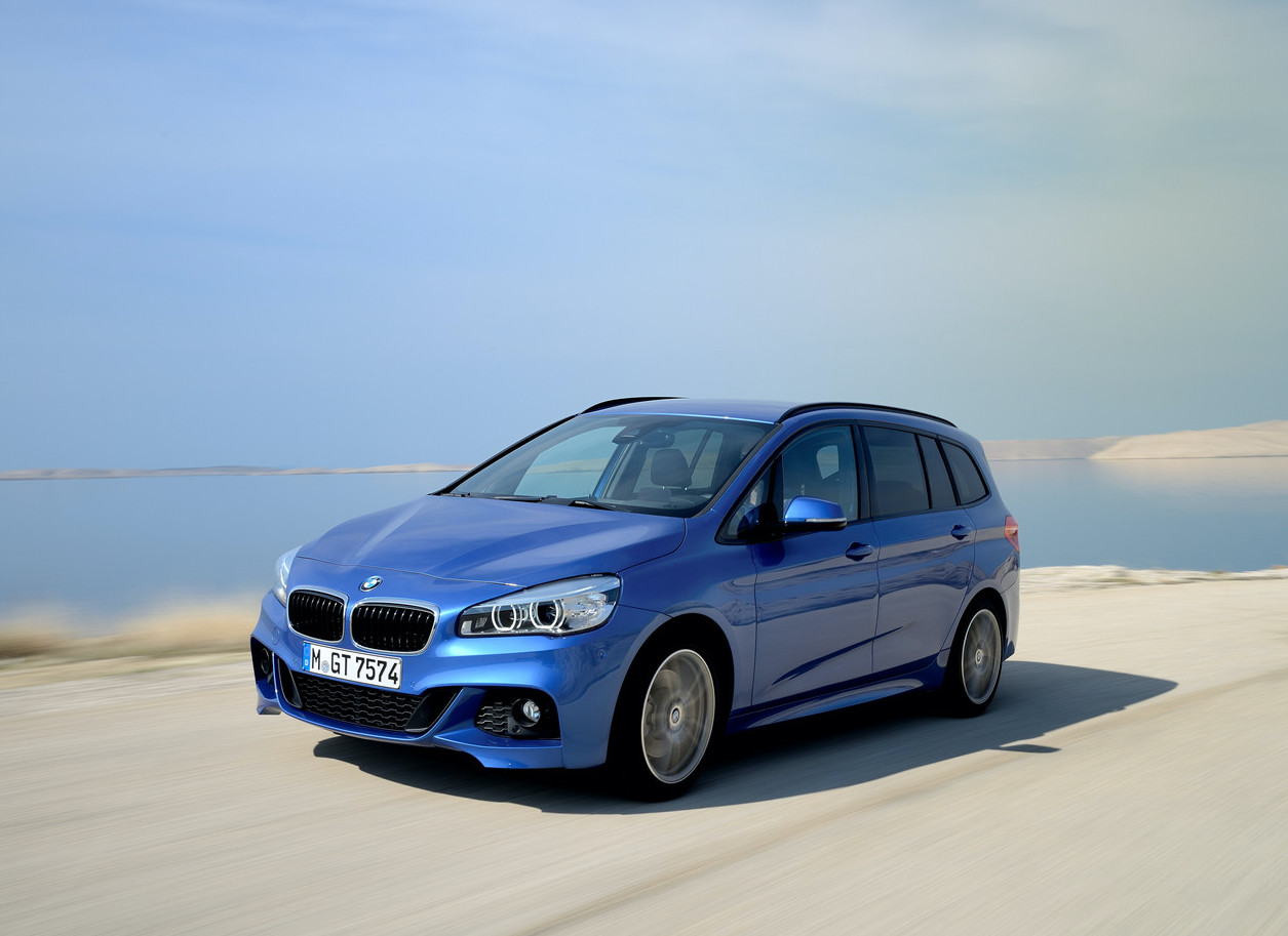 2016 bmw 2 series gran tourer 275 1280x960 - BMW 216D GRAN TOURER
