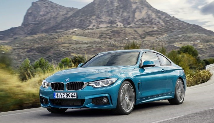 serie 4 - BMW 420D COUPÉ