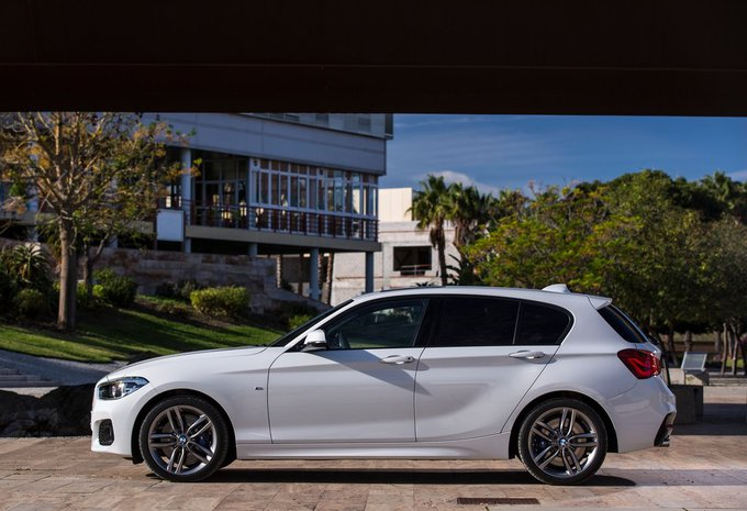 116d - BMW 116D 5P. SERIE 1
