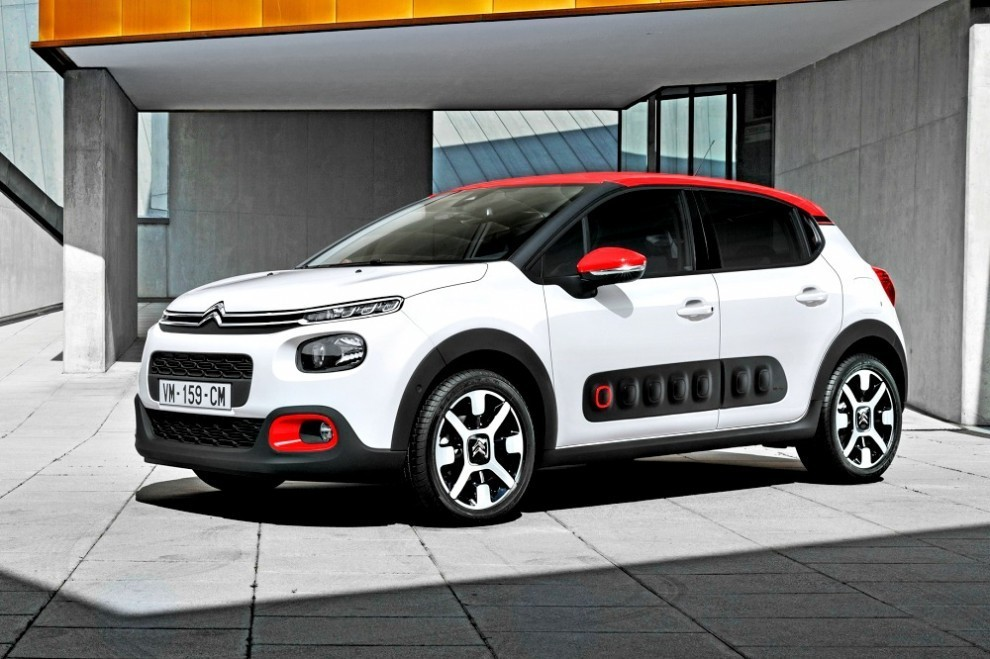 c3 - CITROEN C3 BLUEHDI 75 S&S FEEL