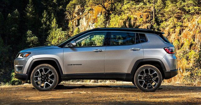 jeep compass lato - JEEP COMPASS LIMITED 1.6 MULTIJET 120CV