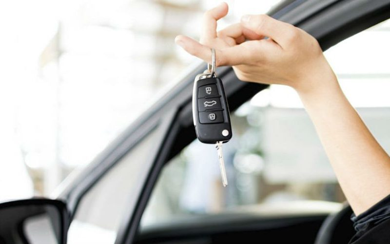 Noleggio auto lungo termine senza anticipo