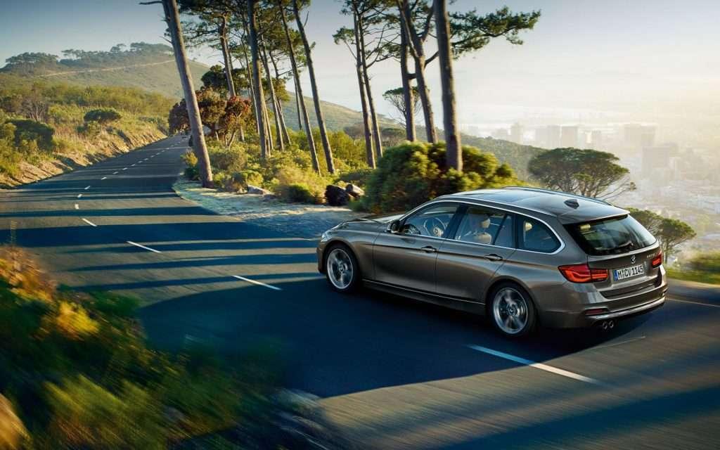 BMW 318D TOURING BUSINESS ADVANTAGE AUTOM.