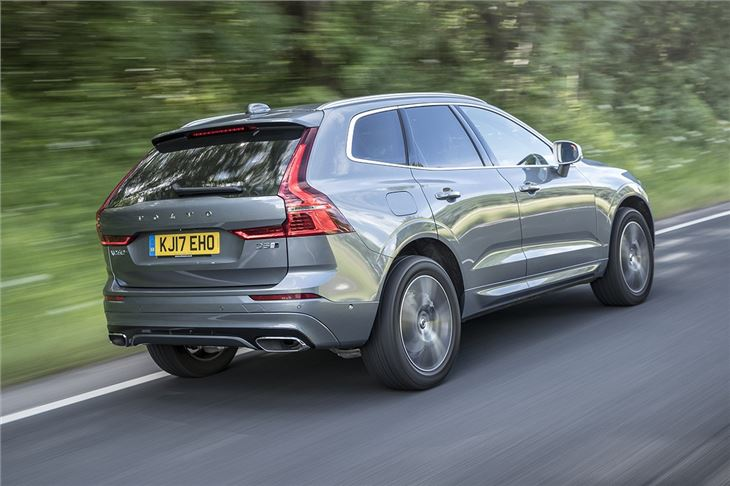 XC60 2017 2 - VOLVO XC60 D4 AWD GEARTRONIC BUSINESS