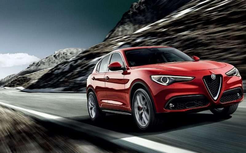Alfa Romeo Stelvio per il noleggio a lungo termine
