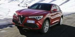 Alfa Romeo Stelvio Volante d'Oro 2017