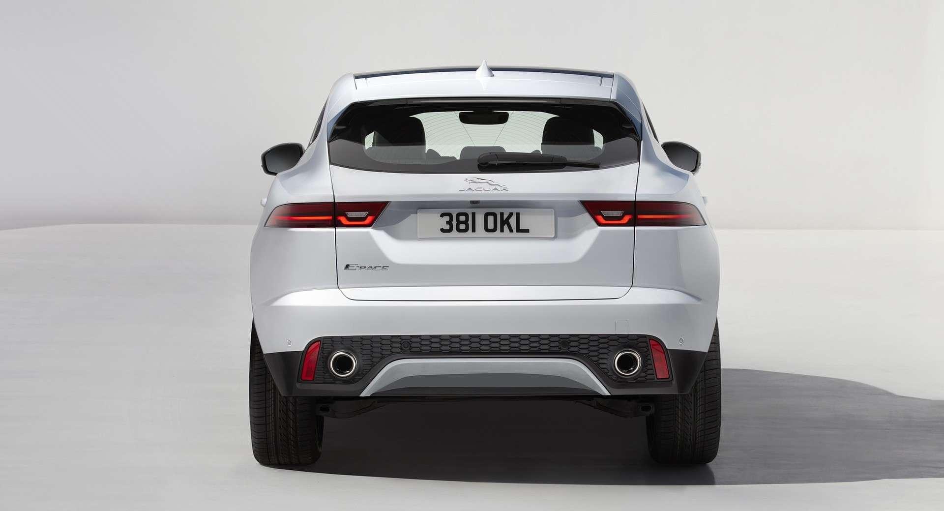 Noleggio A Lungo Termine Per Jaguar E Pace 2 0d 150 Cv Awd