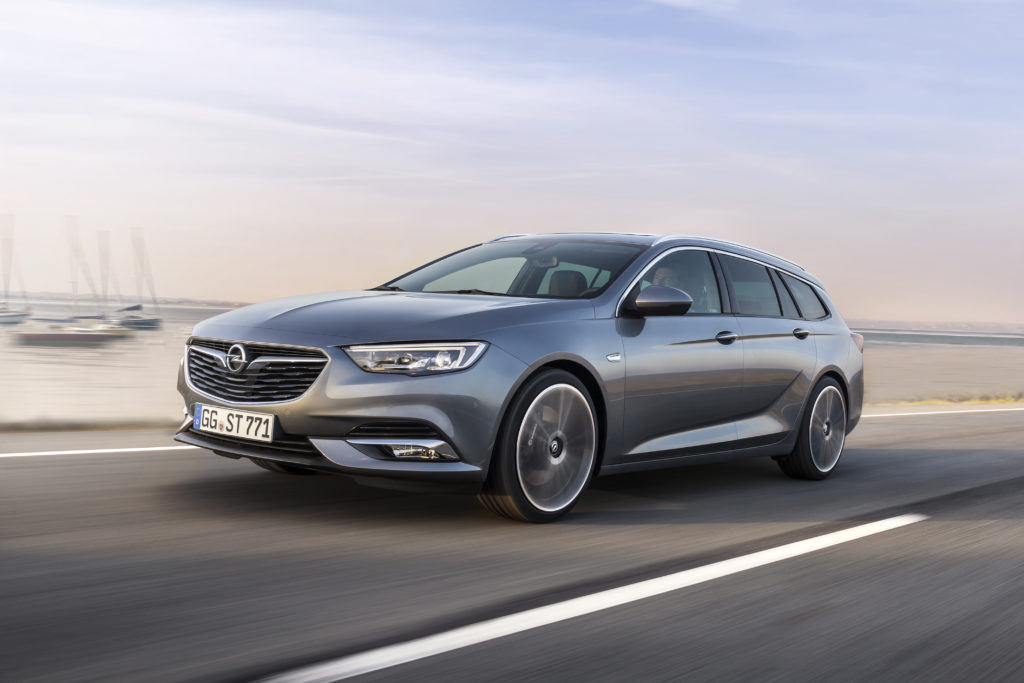 opel insigna - OPEL INSIGNIA 2.0 CDTI S&S SPORTS TOURER BUSINESS