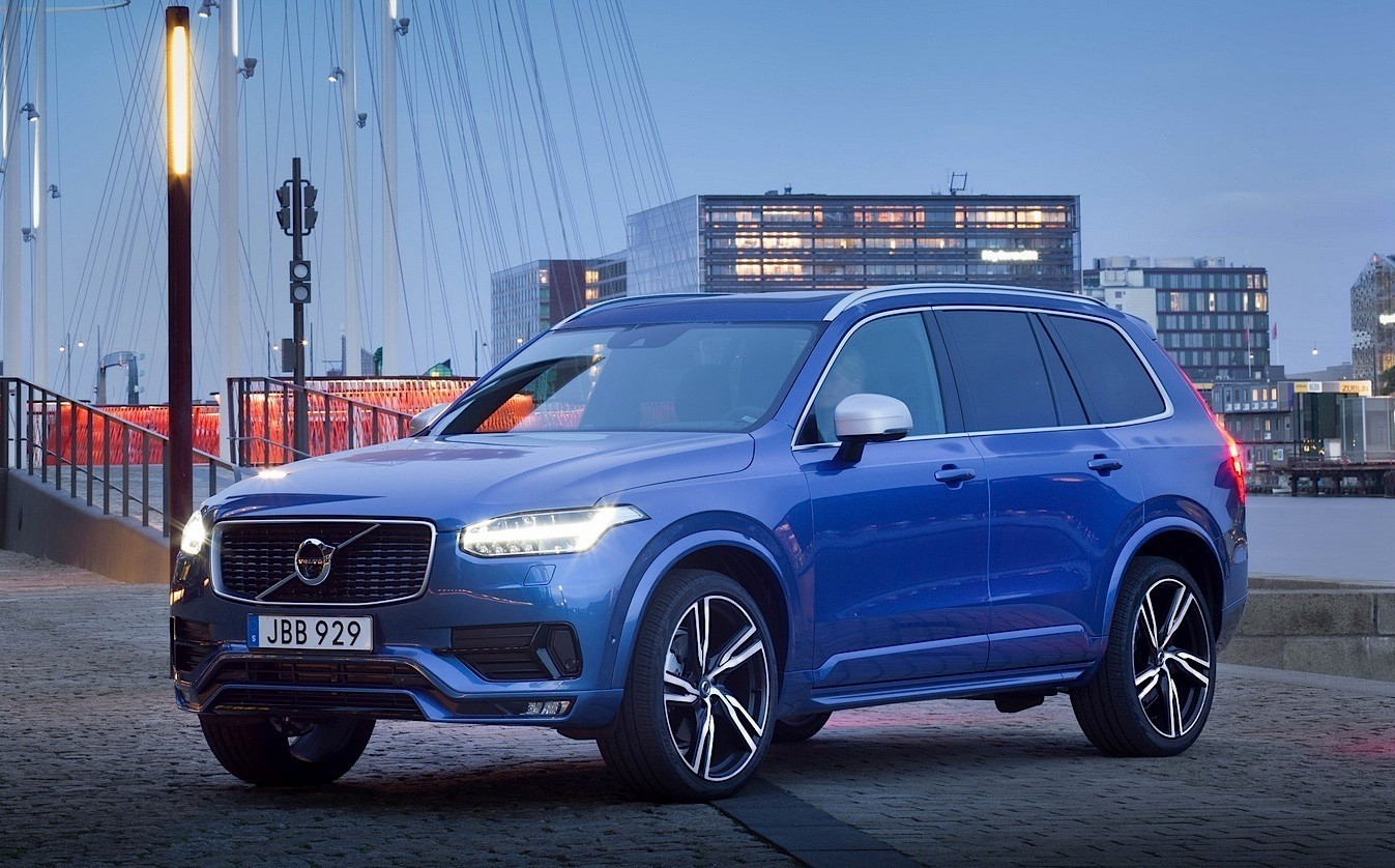 xc90 dx - VOLVO XC90 D4 GEARTRONIC MOMENTUM
