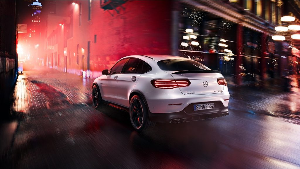 MERCEDES GLC COUPÉ  220 4MATIC BUSINESS AUT