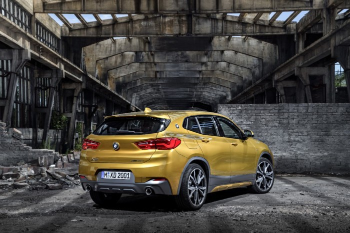 BMW X2 xDrive 20d Business X automatico